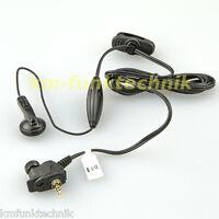 Motorola Headset  MTH800 MTP850 CEP400 FTN6583 Tetra Ohrhörer