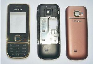Red Housing cover fascia case facia faceplate for Nokia 2700c 2700 classic