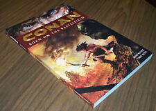 CONAN TPB 0 (zero) BORN ON THE BATTLEFIELD di Kurt Busiek e Greg Ruth Dark Horse