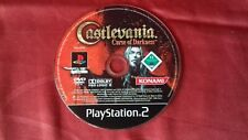 CASTLEVANIA CURSE OF DARKNESS - Playstation PS2 - PAL Fr. - Disc Only -