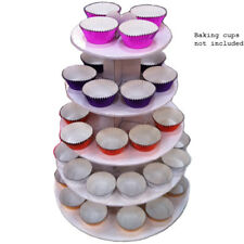 White 5-Tier Cupcake Stand / Tower