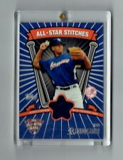 New listing 2005 Topps Baseball All-Star Stitches  ALEX RODRIGUEZ Yankees PLAYER WORN JERSEY
