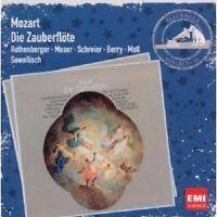 "WOLFGANG AMADEUS MOZART ""DIE ZAUBERFLÖTE"" 2 CD NEU"