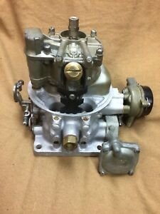 1956 Ford,Thunderbird,Mercury orig. Holley 4V carburetor ECZ 9510-B, List 1161