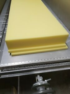 """FOAM SHEETS 70"""" x 20 x CHOICE OF THICKNESS FOR CAMPERVAN / GARDEN SEATING / MORE"""