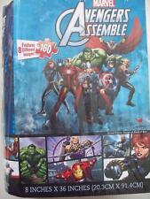 Marvel Avengers Assemble (Features 8 Different Images) 160 Piece PUZZLE (NEW)