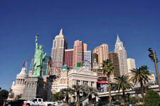 New York New York Hotel Las Vegas Nevada United States America Photograph Print