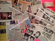 Vintage 1986 VALERIE HARPER Newspaper Articles Ads & Clippings