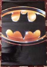 "PRINCE  Batman Soundtrack  rare original promotional poster  27""x40"""