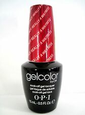 OPI GELCOLOR GC H08 I'M NOT REALLY A WAITRESS Icons Gel Color Polish 0.5 oz NEW