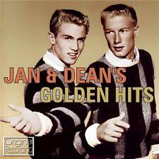 JAN & DEAN'S GOLDEN HITS (NEW SEALED CD) ORIGINAL RECORDING