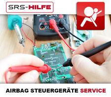 Airbagsteuergerät Überprüfung Reparatur  BMW 3, 5, 7, Z3.