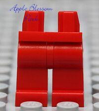 NEW Lego Star Wars Minifig Plain RED LEGS - Boy/Girl Minifigure Blank Body Lower