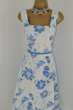 ~ LAURA ASHLEY ~ Romantic Fit & Flare Dress Size 14 - 16