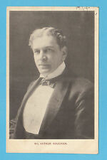 ACTOR  -  DAVIDSON BROS.  POSTCARD  -  ACTOR  -  MR.  ARTHUR  BOUCHIER  -  1903