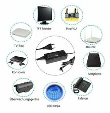 LED Netzteil LED RGB Strip Streifen 12V 10A 120W LED Trafo Netzteil Netzadapter