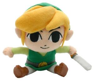 The Legend Of Zelda Enlace Plush 16 Cm. Nintendo PELNIN021 Together