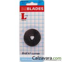 DAFA Lame Cutter Circolari di Ricambio Diametro mm 45 - Blister con 1 Lama