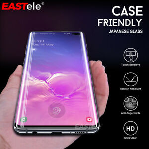 Galaxy S10 5G Plus S10e Note 10 Plus Tempered Glass Screen Protector For Samsung