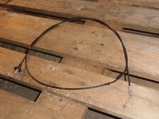 Seilzug Motorhaubenentriegelung cable bonnent hood Mazda RX-8 RX 8 192PS 2004