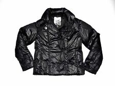 New Without Tags Gap Black Down Puffer Coat Size M!