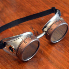 Steampunk Goggles Victorian Sunglasses Cosplay Hat Welding Optic-Conductors