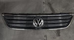 04-06 VW VOLKSWAGEN PHAETON UPPER MAIN GRILLE