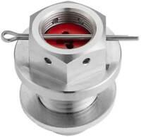 Mag Plug Magnetic Oil Drain Plug for Honda (M14 x 1.5 x 1.9 mm)