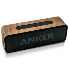 Anker SoundCore Zubehör Cover Holz Skin von balolo aus echtem Walnussholz