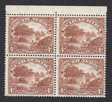 South Africa 1927/30 4d brown SG35b UM MNH ** never hinged