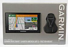 "Garmin DriveSmart 51 LMT-S 5"" GPS Navigator Bundle, w/FREE Friction Mount!"