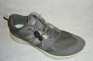 ecco Halbschuhe Outdoor Trekking Schuhe Gr.39 Sneaker Sandalen Wechselsohle 1a !