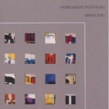 Brian Eno-More Music for Films CD 20 Tracks Electro/ambient/Rock Nuovo