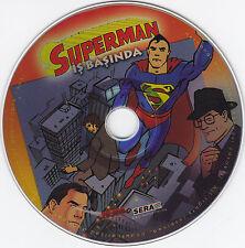 Superman 1942 Superman is basinda rareza 6 películas VCD en DVD utilizarla nº 1