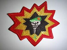 Vietnam War US 5th Special Forces Group MACV-SOG Company A Patch