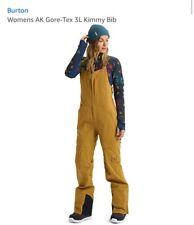 NWT Women's Burton [ak] GORE-TEX Kimmy 3L Bib Pant Small