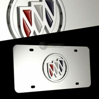 HUMMER H2 Carbon Stainless Steel 3D Logo Finish License Plate