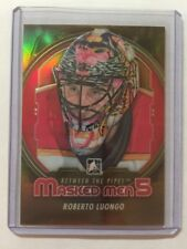 2012-13 Between The Pipes Roberto Luongo Gold Version Masked Men 5 In The Game