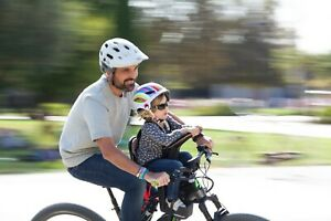 WeeRide Safe Child Baby Bike Seat. Best Selling Child Seat Worldwide - read why