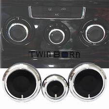 Fit 99-05 VW Jetta Golf Mk4 Passat A/C Heat Control Air Conditioning Switch Knob