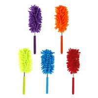 Useful Microfiber Duster Cloth Chenille Cleaning Dust Brush Car Cleaning Tool HU