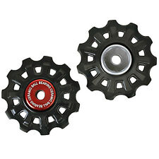 NEW 2015-18 Campagnolo SUPER RECORD 11 speed Rear Derailleur Pulley Set RD-SR500