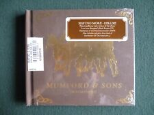 MUMFORD & SONS - SIGH NO MORE 3 CD SET DELUXE EDITION SEALED BRAND NEW!