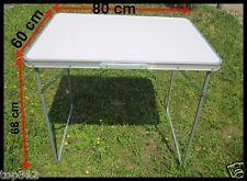 Campingtisch Klapptisch Koffertisch Tisch Falttisch Gartentisch Camping 80x60x68