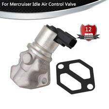 Idle Air Control Valve IAC For Mercruiser Replacement 862998 V6 V8 Gasket 863112