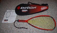 Ektelon Dpr 2500 Lite Titanium Tungsten Carbon Racquetball Racket w/Cover
