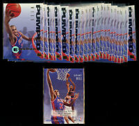 HUGE 375 Lot 1994-95 Grant Hill Rookie Skybox TSC Fleer Emotion Hoops Upper Deck
