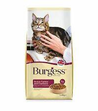 Burgess Mature Cat Turkey and Cranberry 1.4kg - 19306