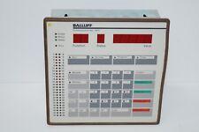 BALLUFF Bedienterminal Positionscontroller, Typ: BPC AX3600-E1-24P-04-E / V3.7