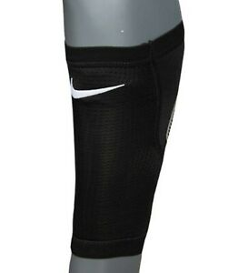 NIKE PRO Hyper-Strong 2.0 Compression Knit Calf Sleeve Black Run Band AC3909-066